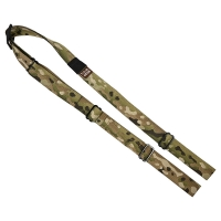 Tab Gear - CAD Rifle Sling Without Buckles-No Swivels - Multicam