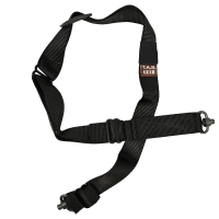 Tab Gear - CAD Rifle Sling Without Buckles-QD Push Button - Black