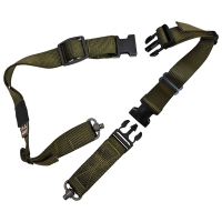 Tab Gear - CAD Rifle Sling With Fastex Buckles-QD Push Button - Olive Drab Green