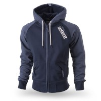 Thor Steinar - hooded jacket 4 Elements - Marine
