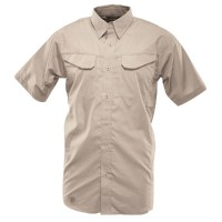 TRU-SPEC - Men's Ultralight Short Sleeve Field Shirt - Khaki