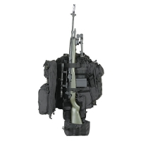 Voodoo Tactical - 15-0029 Praetorian Rifle Pack - Black