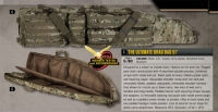 Tactical - 51'' The Ultimate Drag Bag - Multicam
