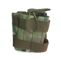 Voodoo Tactical - M14 Single Open Top Mag Pouch - Multicam