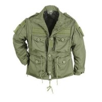 Voodoo Tactical - Tac 1 Field Jacket - OD Green