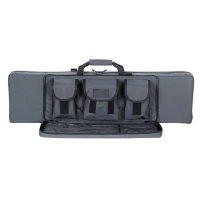 Voodoo Tactical - 42 Discreet Weapons Case - Slate Grey