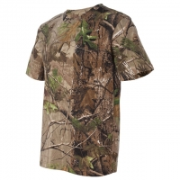 Code V - Realtree Camouflage Short Sleeve T-Shirt