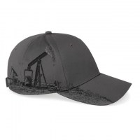 DRI DUCK - Oil Field Industry Cap - Grey