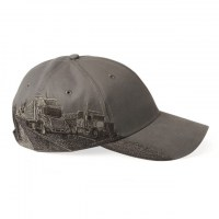 DRI DUCK - Trucking Industry Cap - Grey