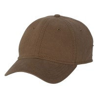 DRI DUCK - Highland Canvas Cap - Field Khaki