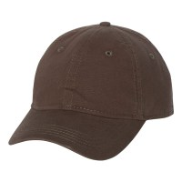 DRI DUCK - Highland Canvas Cap - Tobacco