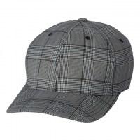 Flexfit - Check Cap - Black/ White