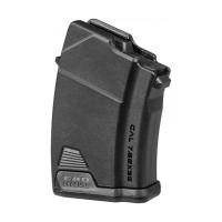 FAB-Defense - Полимерный магазин 7.62x39 на 10 патронов для AK Ultimag AK 10R - Чёрный