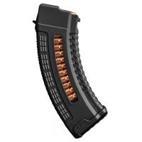 FAB-Defense - Полимерный магазин 7.62x39 на 30 патронов для AK ULTIMAG AK 30R - Чёрный