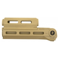 FAB-Defense - Цевьё Vanguard AK (без планок) - Зелёный