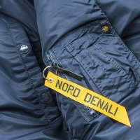 Nord Denali HUSKY SHORT - Rep.Blue/Orange