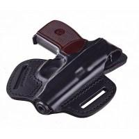 Stich Profi - Кобура для ПМ поясная (модель №12) 40 мм - Black