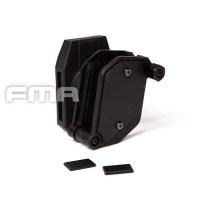 FMA - Multi-Angle Speed Magazine Pouch - Black