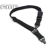 FMA - MA3 Multi-Mission Single Point - 2 Point Sling - Black