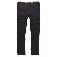 Vintage Industries - Mallow pants - Off Black