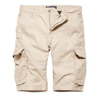Vintage Industries - Rowing shorts - Stone