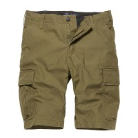 Vintage Industries - Kirby shorts - Olive