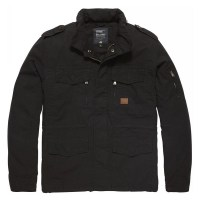 Vintage Industries - Cranford jacket - Black