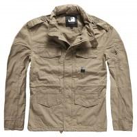 Vintage Industries - Cranford jacket - Dark Khaki