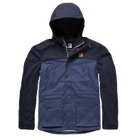 Vintage Industries - Leap jacket - Navy-Midnight