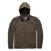 Vintage Industries - Denver jacket - Dark Olive