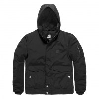 Vintage Industries - Rice jacket - Black