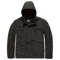 Vintage Industries - Cunhem parka - Replica Grey