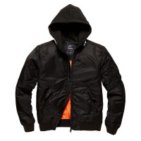 Vintage Industries - Westend jacket - Black