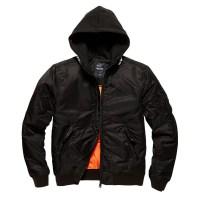 Vintage Industries - Westend jacket - Black