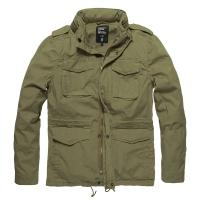 Vintage Industries - Beyden jacket - Bright Olive