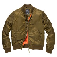 Vintage Industries - Liv ladies jacket - Olive Drab