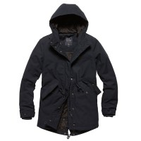 Vintage Industries - Indy ladies parka - Navy