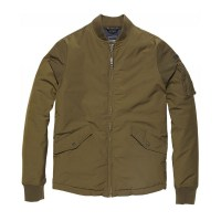 Vintage Industries - Groove jacket - Olive
