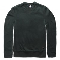 Vintage Industries - Greeley crewneck sweat - Oliv
