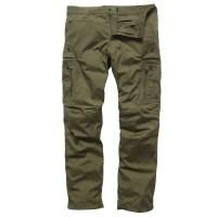 Vintage Industries - Blyth technical pants - Olive